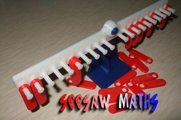 Seesaw Maths