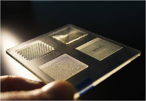 3D-printed-micro-lens-structures