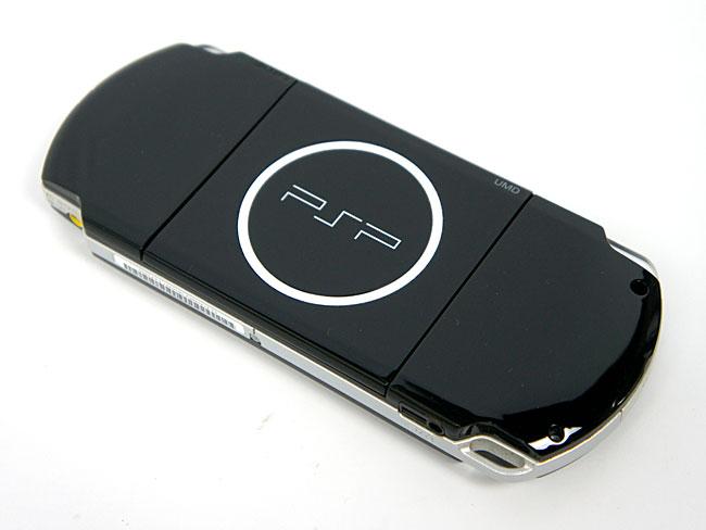 ピアノブラック PSP