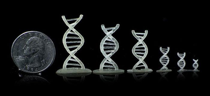 ナノメートル 0.1ミクロン 3Dプリンター