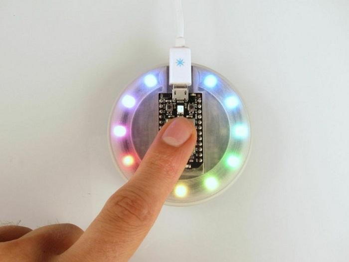 モノをインターネット化するWi-Fiモジュール spark