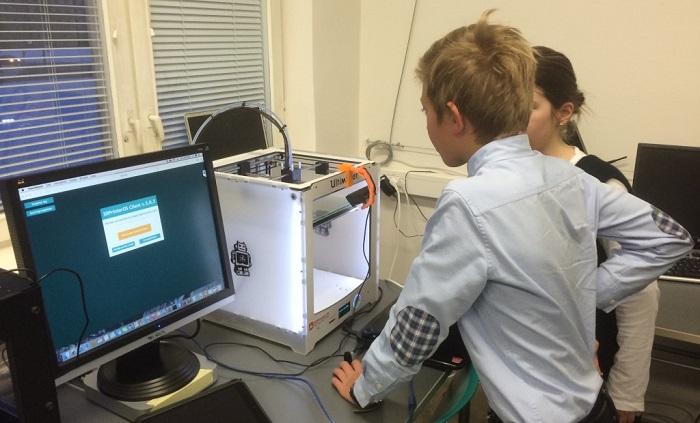 無料3Dプリント教室 Ultimaker