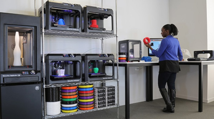 MakerBot 3Dプリンタースターターキット