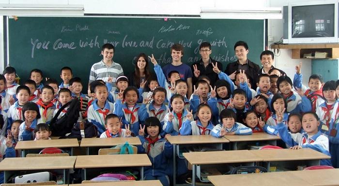 中国3Dプリント教育