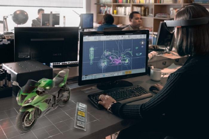マイクロソフト HoloLens 3Dホログラム 3Dデザイン