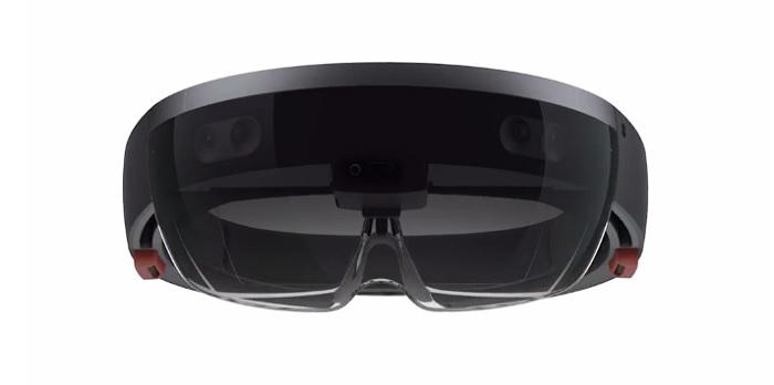 マイクロソフト HoloLens 3Dホログラム