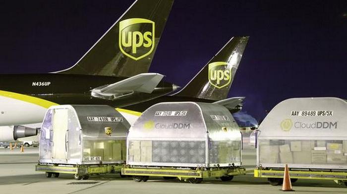 UPS 3Dプリント 即日配送 Cloud DDM