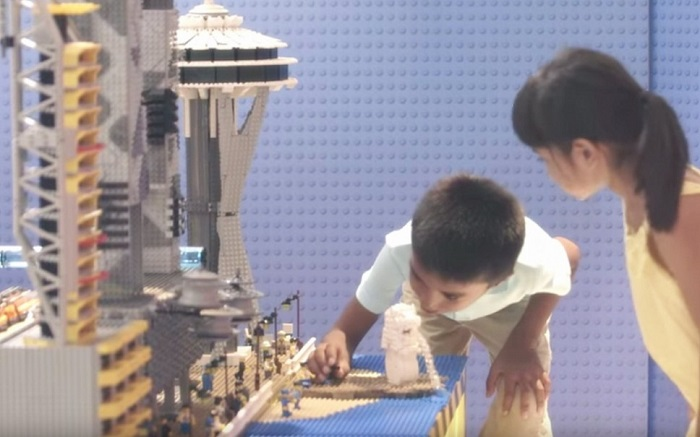 レゴブロック 教育 創造性 課題解決力