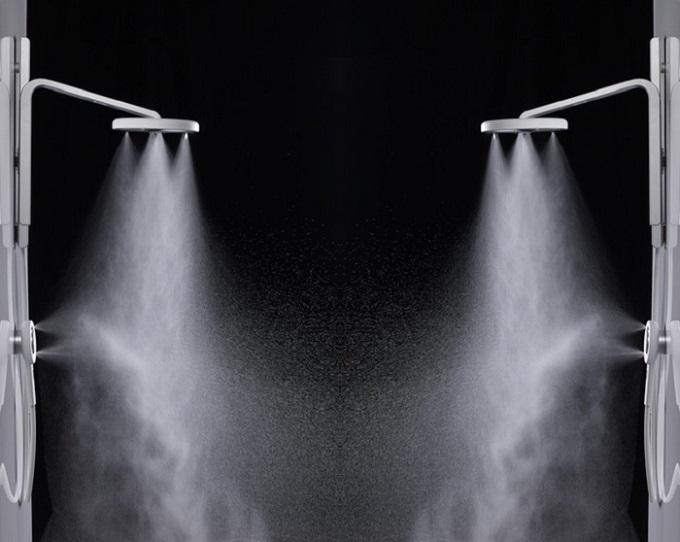 Nebiaシャワーヘッド 70%節水