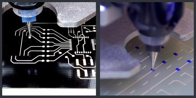 電子回路基板3Dプリンター Voltera V-ONE ジェームズダイソンアワード2015