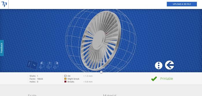 3Dプリントオンラインサービス 比較 EOS 3YOURMIND