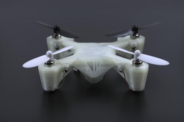 エレクトロニクス 3Dプリンター 電子回路内蔵 Voxel8