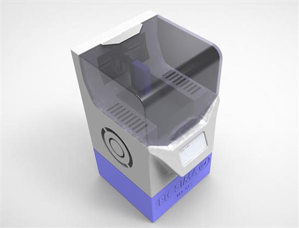シリコーン 3Dプリンター  Picsima