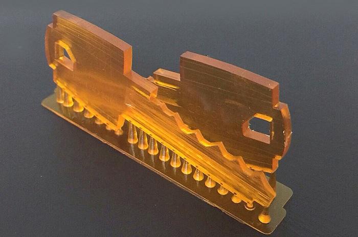 低価格 光造形 3Dプリンター titan2
