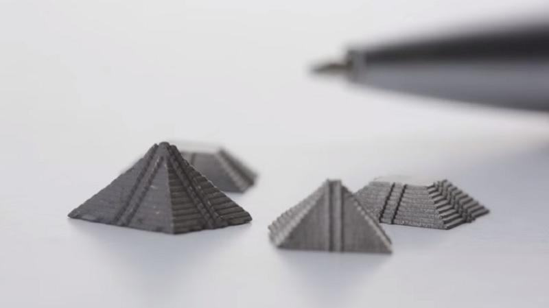 液体金属 インクジェット 3Dプリンター Xjet