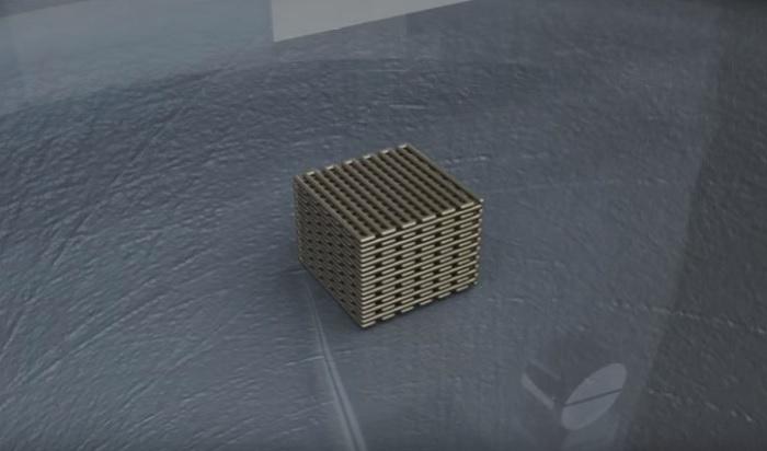 DIW 直接インク書込み 3Dプリント グラフェン