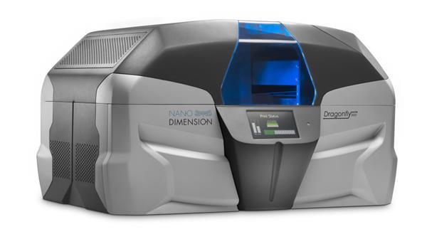 多層プリント基板 3Dプリンター NanoDimension