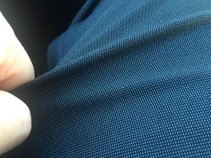 繊維素材に導電性インクで弟子回路を描ける技術を開発。