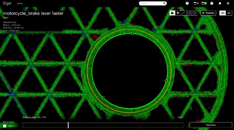 3Dプリンター Mark X  マイクロレーザースキャン クラウドソフトウェア