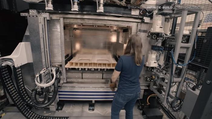 ロボットアーム FDM 3Dプリンター ストラタシス