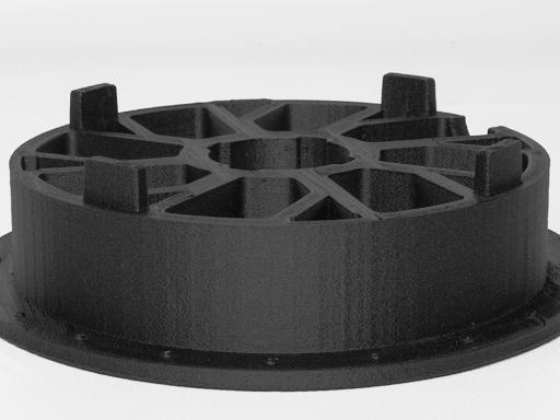 炭素繊維強化ナイロン 3Dプリンター用フィラメント材料