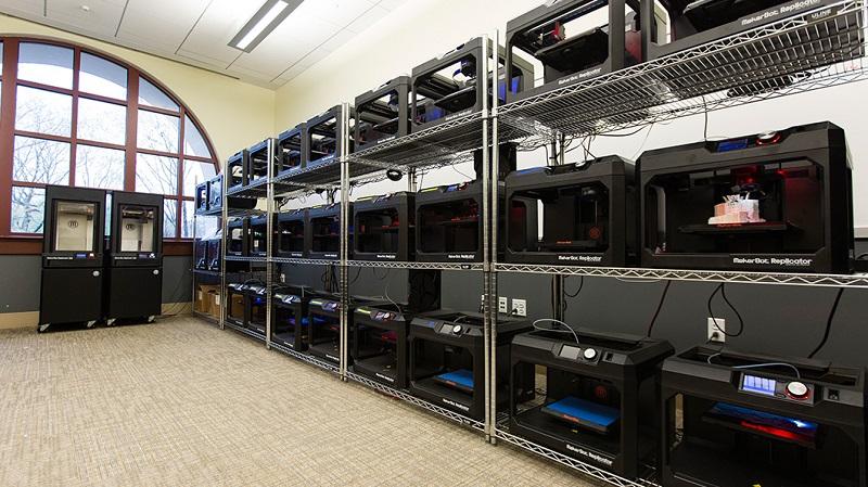MakerBotイノベーションセンター